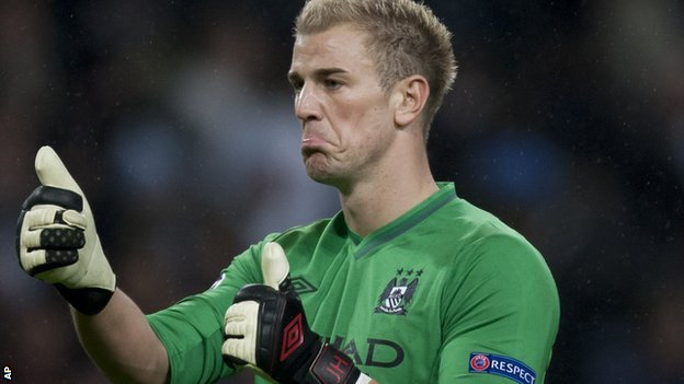 Joe Hart Percaya Dengan M.City