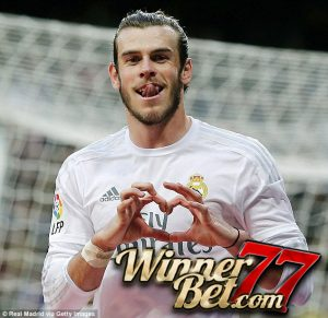 Madrid Umumkan Perpanjangan Kontrak Gareth Bale